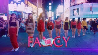 [KPOP IN PUBLIC CHALLENGE NYC] TWICE (트와이스) - FANCY Dance Cover By CLEAR