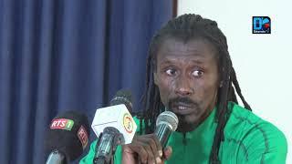 """Aliou Cissé : """"L'équipe qui gagnera la CAN 2019 pourrait se vanter d'être la meilleure en Afrique"""""""
