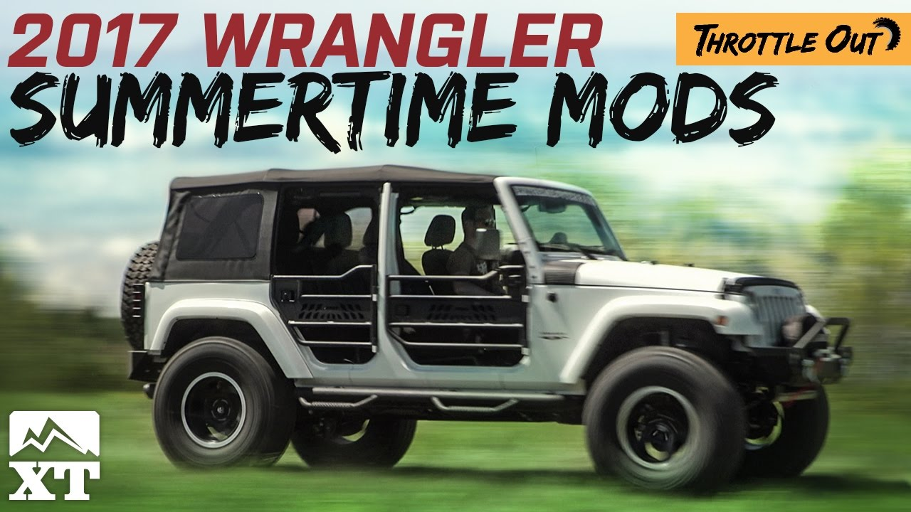 4a379d7bc98 2017 Jeep Wrangler JK Build - Teraflex 3 Inch Lift Kit