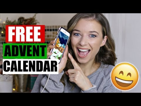 MOBILE APP ADVENT CALENDAR 2017 | *COMPLETELY FREE*