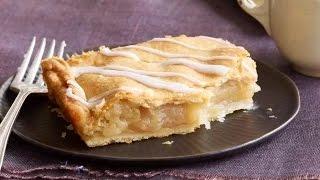 Apple Pie Bars Recipe -  Healthy Holidays