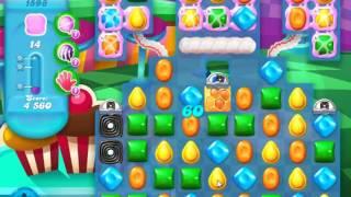 Candy Crush Soda Saga Level 1598 - NO BOOSTERS