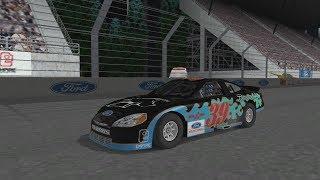 Ford Racing 2 - Ford Taurus Stock Car (NASCAR) Gameplay 1080p