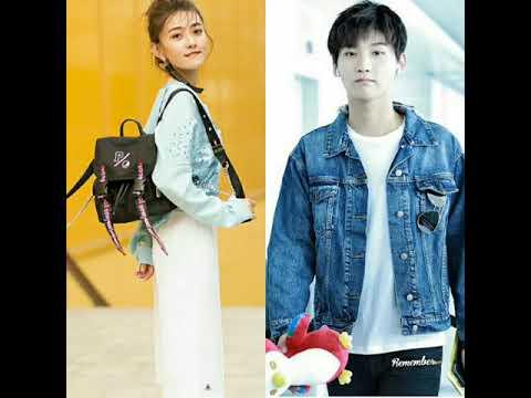 xing zhao lin and liang jie ..My destiny 😍😍😍😍😍😍