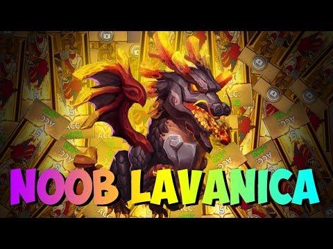 Noob Lavanica Got SO LUCKY LETSSSS GOOOO! Castle Clash
