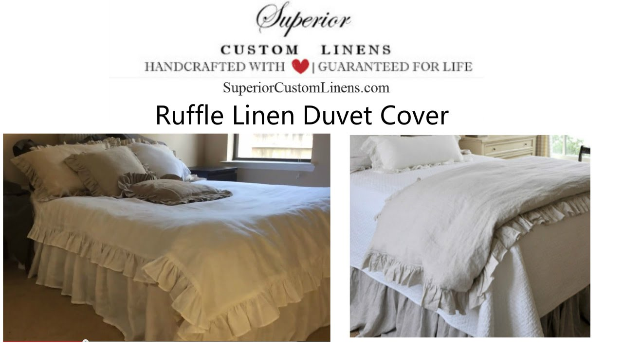 bedding cover queen pink shabby ruffled duvet ruffle chic