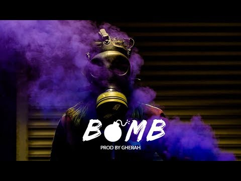 BOMB 💣 Trap Beat Instrumental | LIL PUMP Type Beat ( Prod. By Gherah )