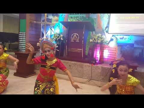 """PKJ 18 - Mari Masuk Ke RumahNya (Bali Theme)"" Covered By Simply Praise Band"