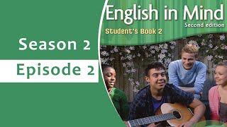 Английский онлайн обучение English in mind 2 episode 2 with subs