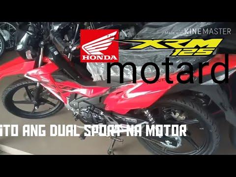 Honda xrm 125 motard FI (2018) short review