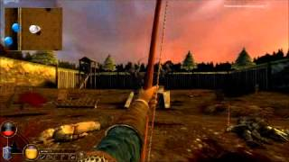 Age of Chivalry Gameplay Part 1 - Longbowsman