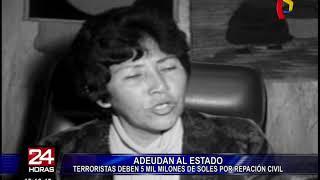 Maritza Garrido Lecca saldrá en libertad sin haber pagado reparación civil al Estado