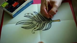 sketch lessons(Скетч-уроки) | 555 |TAG : pattern| Паттерн
