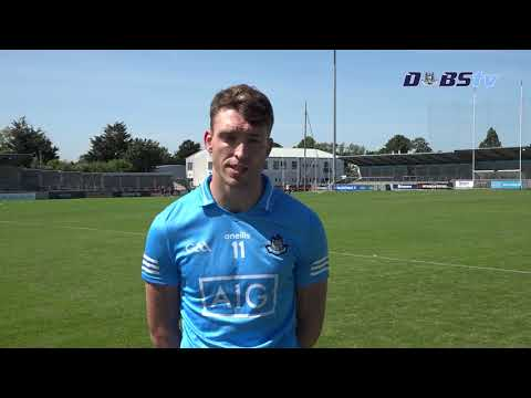 Chris Crummey chats to DubsTV at AIG Championship event