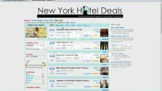 New York Hotel Deals: Search All Hotel Sites Simultaneously For The Best NYC Hotel Deals