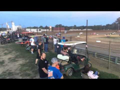 Charleston Speedway 06 27 17 Gary B Main