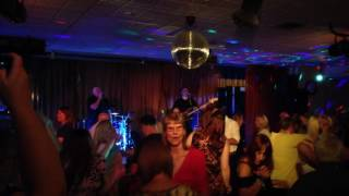 Message to you Rudie @ The Welcome Club Sept 2016