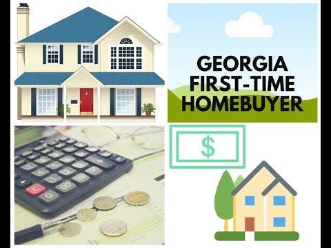 Georgia First Time Home Buyer Program