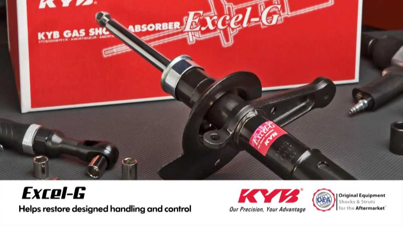 Kyb shock absorbers, distributed by ngk spark plugs, is a leading supplier of oe and. All excel-g shock absorbers and struts have been engineered to.