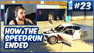 ♫ Because I'm Bad ♫ Really Really Bad ♫ - How'd The GTA Speedrun End - Ep 165