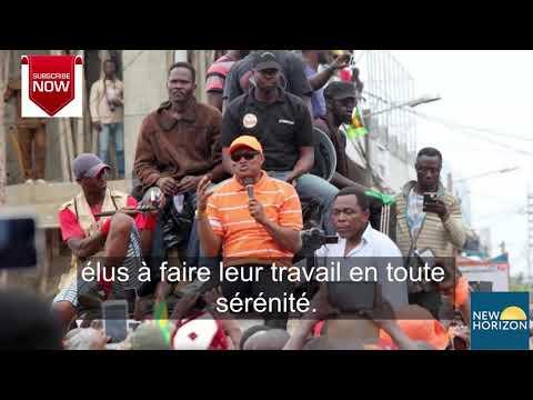 Togo : l'opposition maintient la pression, le pouvoir sort de son silence
