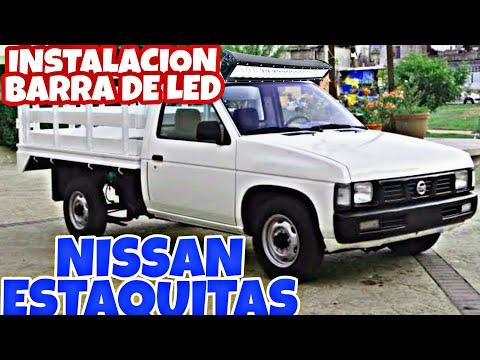 Instalacion Barra De Led Nissan Estaquitas Manimixvlogs Youtube