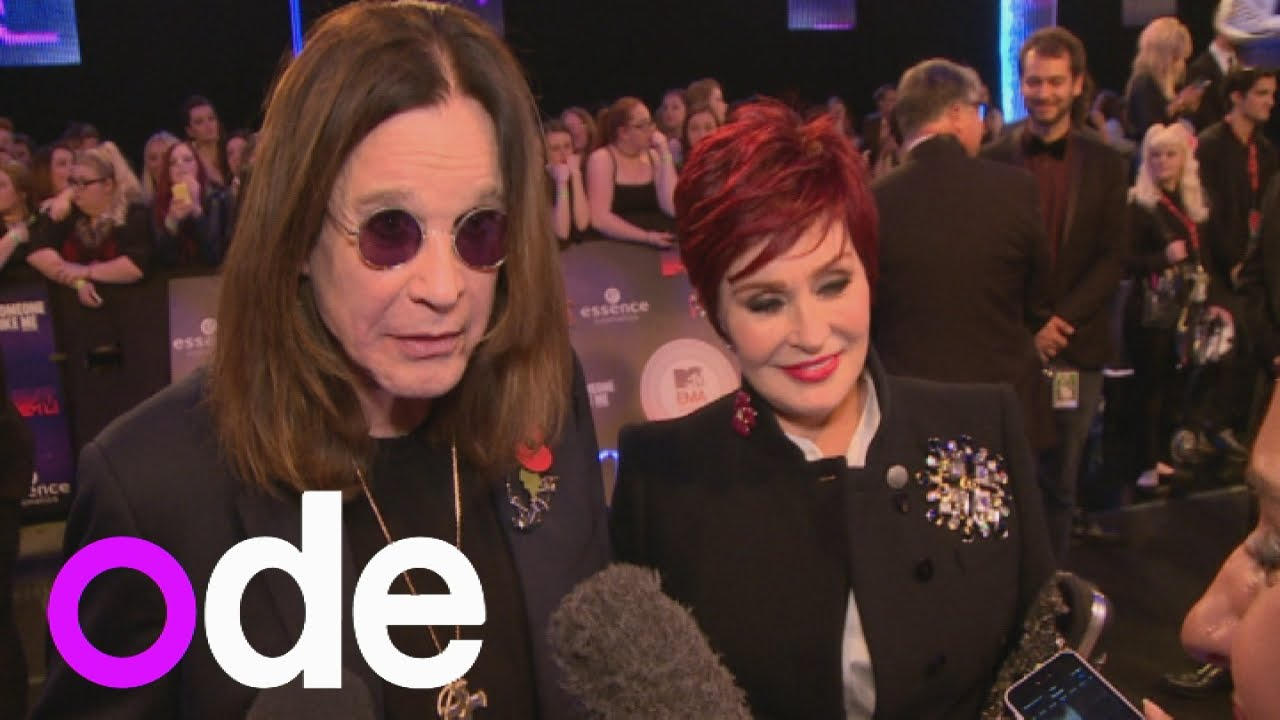 EMAs: Ozzy Osbourne says Global Icon Award is 'mind ...
