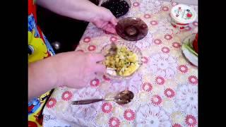 Новогодний Перец.Салат к новому году.Очень вкусный салат на Новый год