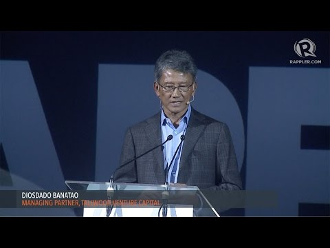 APEC SME SUMMIT 2015: Dado Banatao on why innovation will change lives