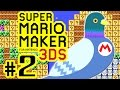 SUPER MARIO MAKER FOR 3DS # 02 ★ Smalltalk mit Mashiko und Yamamura [HD60]