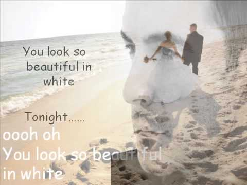 Beautiful In White Lyrics Music Video