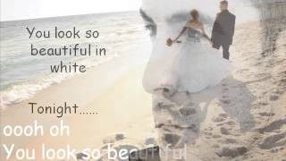 Download lagu WESTLIFE Beautiful In White Lyrics Music MP3