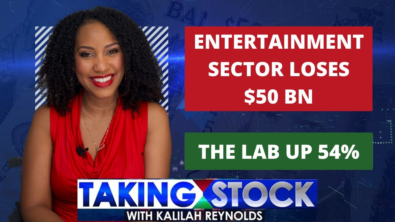TAKING STOCK - GOVT CONSIDERS ENTERTAINMENT REOPENING, THE LAB UP 54%