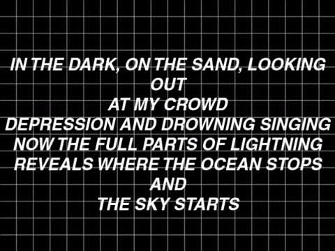 Tyler Joseph  - Drown (Lyrics)