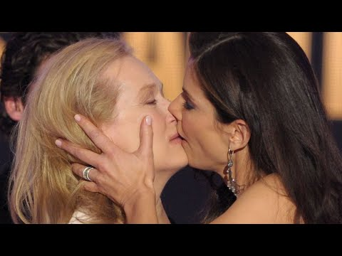 Wild And Uncomfortable Kisses That Happened On Live TV