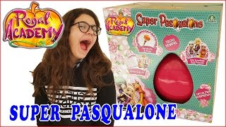 SUPER PASQUALONE REGAL ACADEMY (Unboxing by Giulia Guerra)