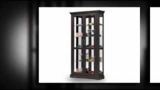 Curio Cabinets - CurioCabinetspot.Com - Call 888-752-8746