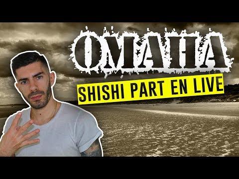 OMAHA CASH GAME: ShiShi part en live !