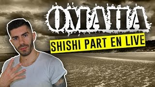 OMAHA CASH GAME: ShiShi part en live !