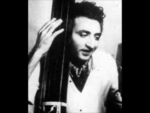 Meherbaani 1950 - Tujhko Nainon Beech Bithaloon - Rajkumari, G.M. Durrani - Hafeez Khan - Khwar Jama