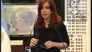 Discurso de Cristina Fernández de Kirchner en el Salón de las Mujeres, 2 de mayo de 2013