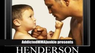 Dan Henderson highlights HEart & miND over cOme all All registered ...