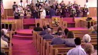 """Touring That City"" Mount Carmel Baptist Church Choir, Fort Payne Alabama"