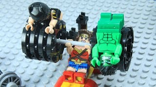 Lego Batman Gym Fail: Love Trap