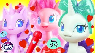 My Little Pony: Pony Life  💖 NEW 💖 Sing-along Goes Wrong  | My Little Pony Toys | MLP Pony Life
