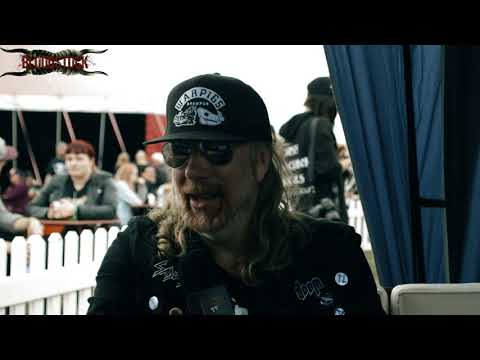At The Gates Interview - Bloodstock TV 2018