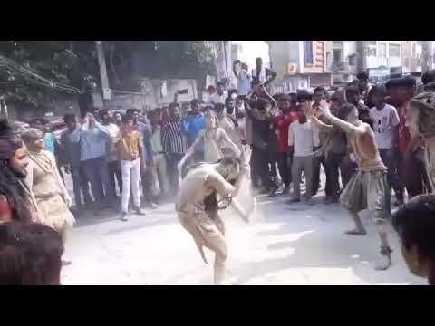 Aghori Baba Dance on Bolo Har Har Har - Shivaay (2016) Song