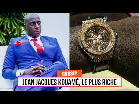 jean Jacques Kouamé, Le Plus Riche