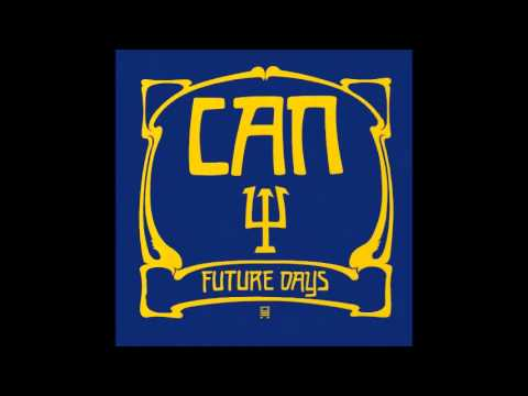 Can - Future Days (HQ) Short Version
