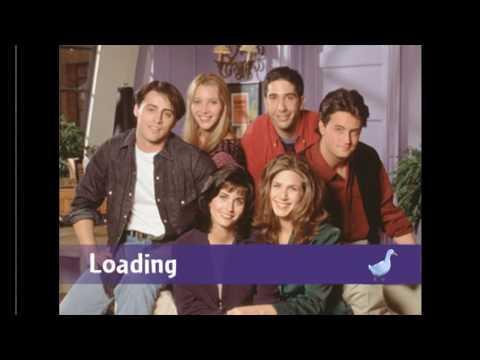 Friends - The game F R I E N D S trivia 2